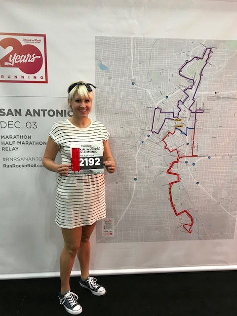 RnR San Antonio Marathon Race Weekend Recap! Part One – How We Got There!