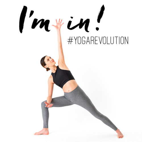 Yoga Revolution, Take Five