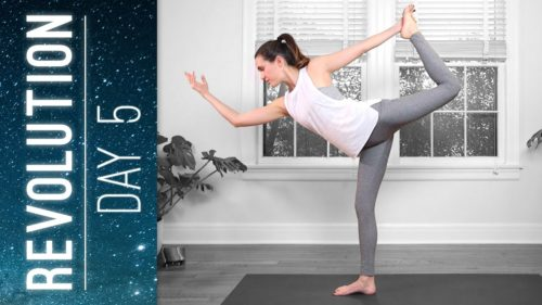 Yoga Revolution Day Five: Practice Rhythm