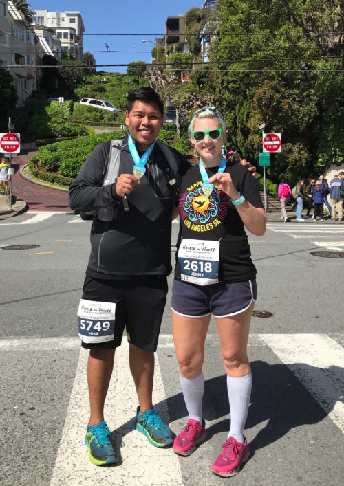 Rock'n Roll San Francisco: Race Weekend Recap