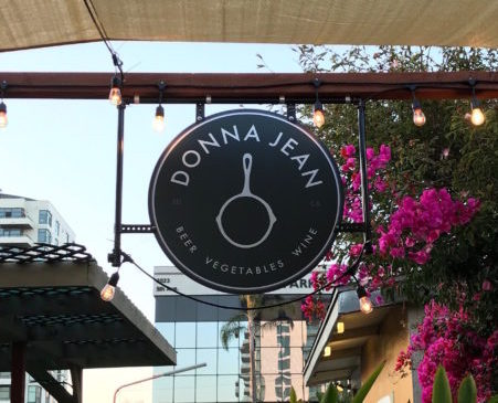 Restaurant Review! Donna Jean in San Diego!