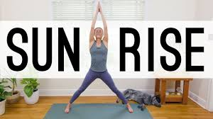 Quick Yoga For the Mornings, Especially For Those Of Us That Don't Workout In The Morning!